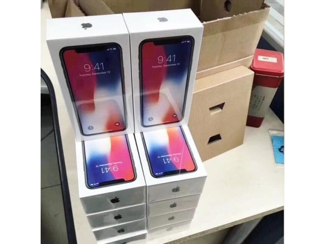 Apple iPhone X 64GB costo 400 EUR ,Apple iPhone 8  - Italia - buyatcheapstore@gmail.com