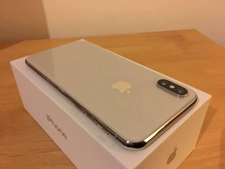 Apple iPhone X 256GB Unlocked - USA - simaoteviv@yahoo.com