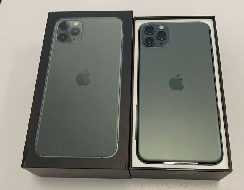 Apple iPhone 11 Pro 64GB  = 500 EUR,iPhone 11 Pro - Regno Unito - EMAIL: nicolellappa@gmail.com  , Whatsapp Chat :